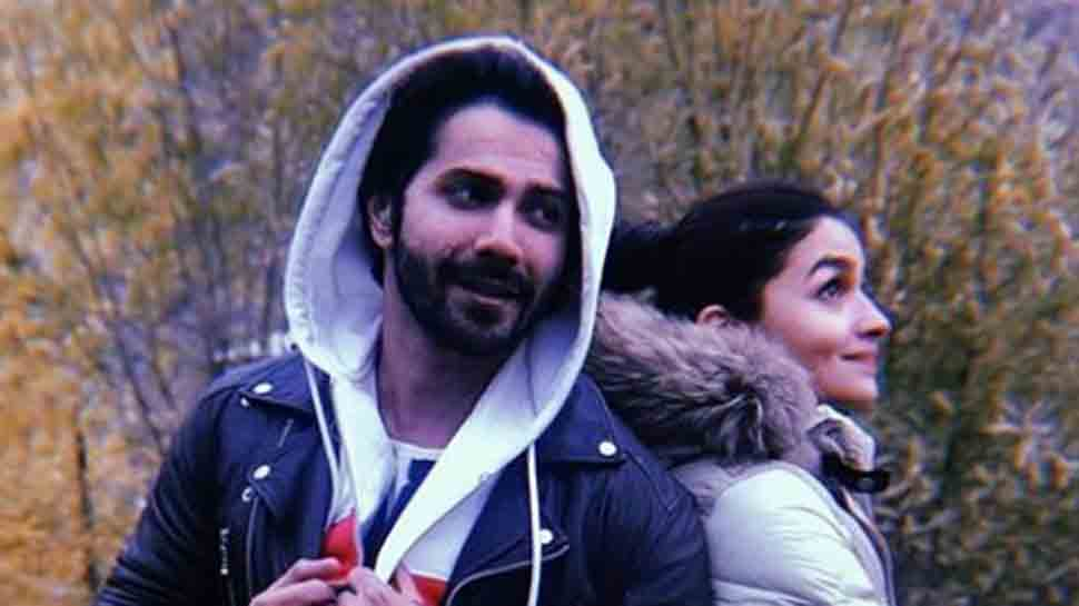 Kalank: Alia Bhatt jets off to Gwalior with Varun Dhawan, shares a happy photo