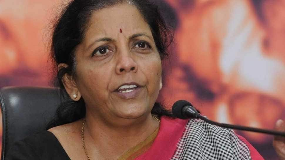 Congress seeking help from Pakistan to remove Narendra Modi as PM: Sitharaman