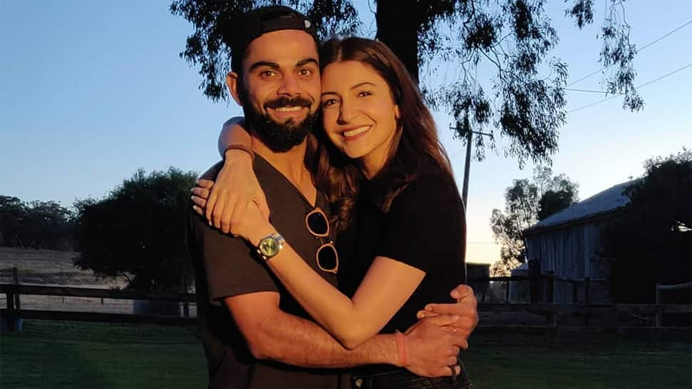 Anushka Sharma and Virat Kohli's romantic getaway pictures look straight out of a fairytale!