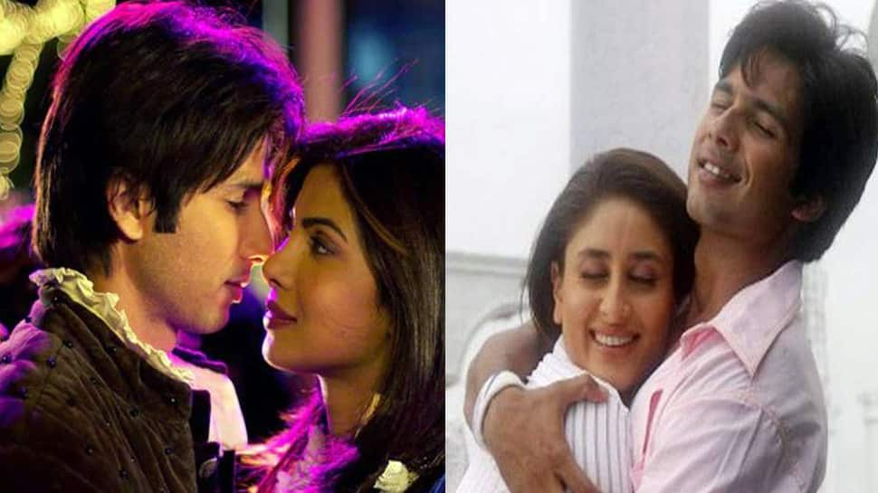 Kareena Kapoor or Priyanka Chopra - whose memory would Shahid Kapoor erase? The actor answers