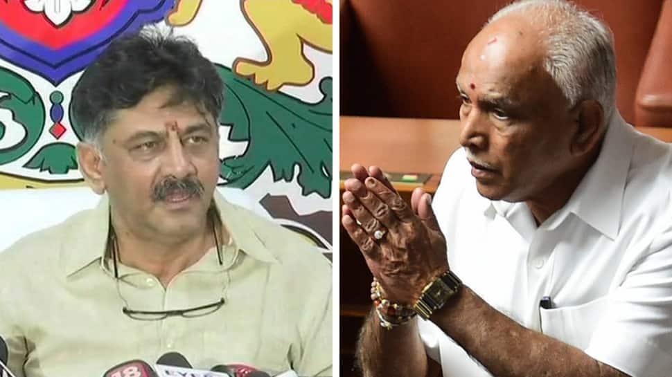 Yeddyurappa rubbishes 'rumours' of Karnataka Congress MLAs 'camping' with BJP leaders