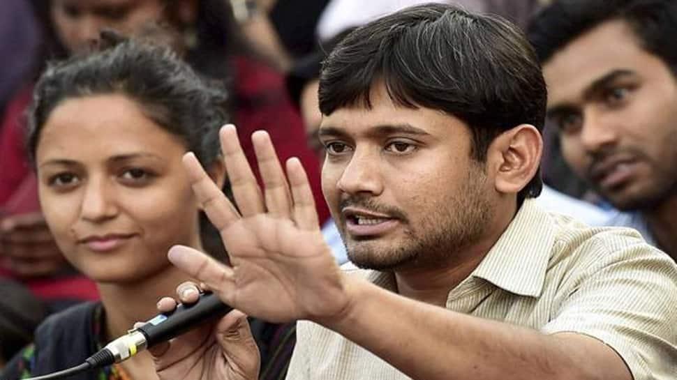 JNU sedition case: 1200-page chargesheet filed against Kanhaiya Kumar, others