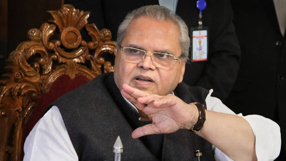 J&K Governor hails Nitish Kumar, says crime almost down to nil after JDU came to power in Bihar