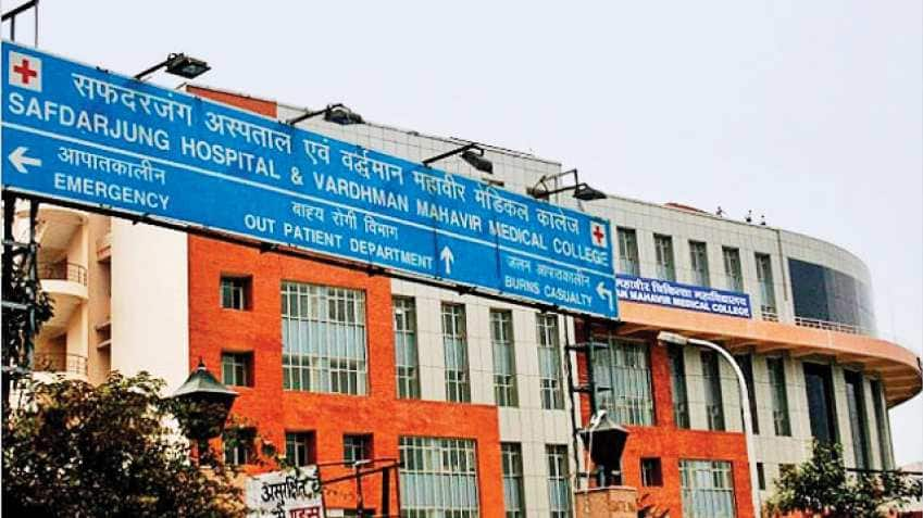 Services remain hit at Safdarjung hospital due to resident doctors' strike on day 2