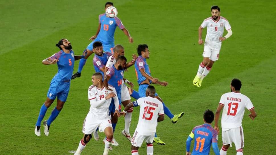 AFC Asian Cup 2019: Jamal Rashid strikes injury-time winner as India lose 0-1 to Bahrain