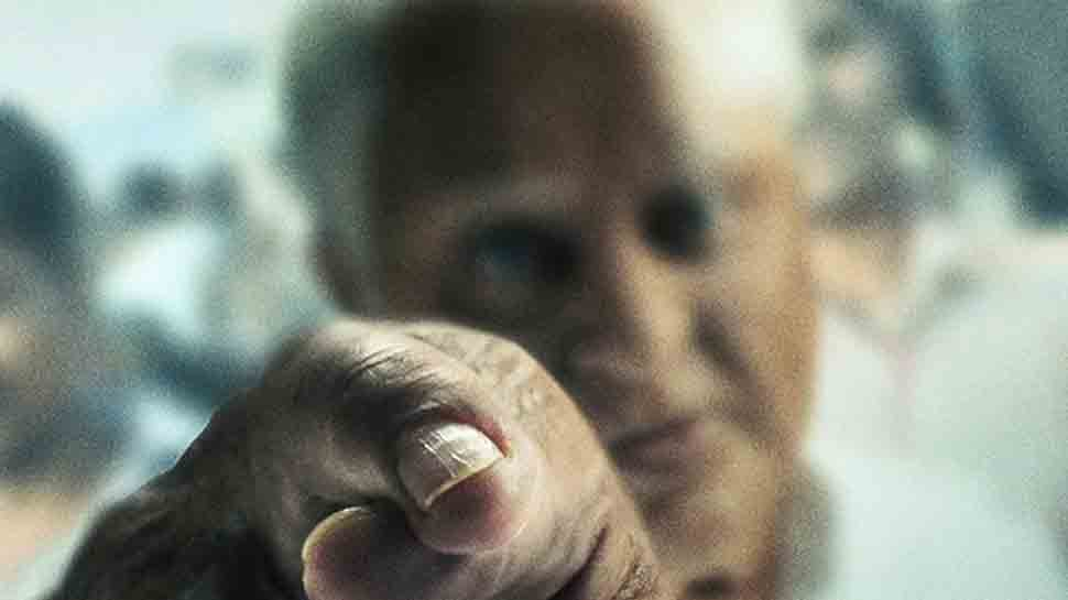 Shankar releases first look of 'Indian 2'