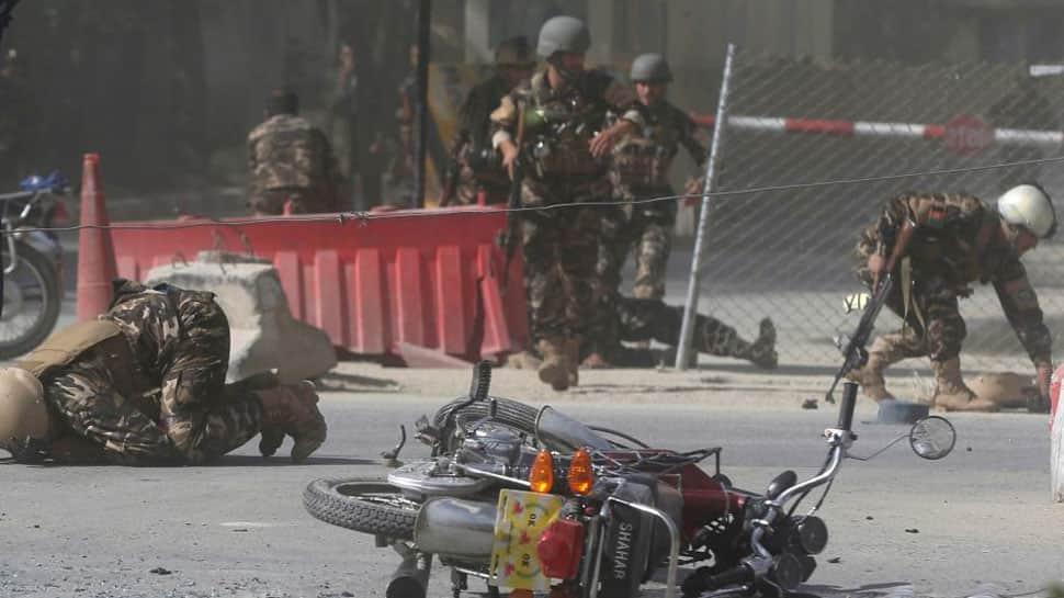 4 killed, 90 injured in Kabul blast