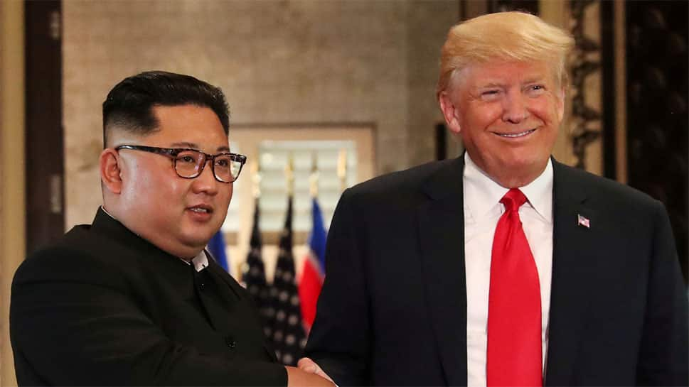Donald Trump writes to Kim Jong-un days after 'great letter' from reclusive North Korean leader