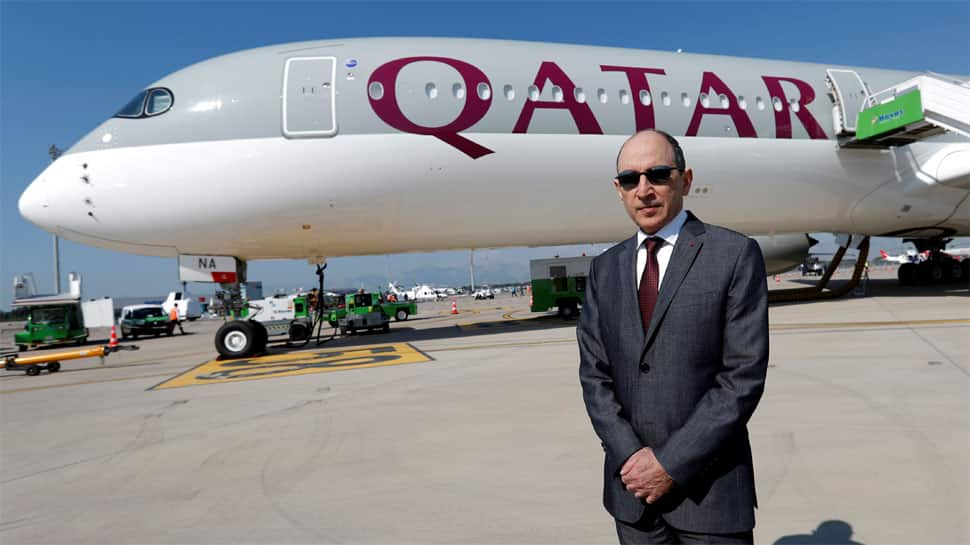 Not interested in Jet Airways as backed by ''enemy'' state: Qatar Airways CEO