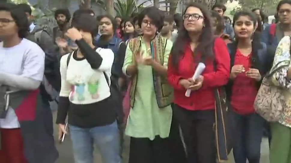 Jadavpur Univ prof's 'Virgin Bride' post triggers protests, students demand expulsion