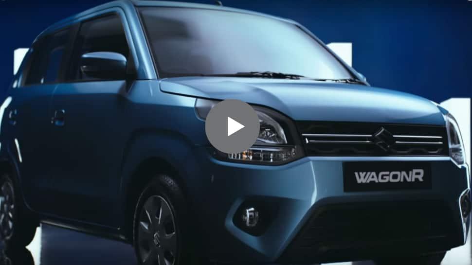 Maruti reveals exterior of upcoming 3rd-gen WagonR: Check teaser video