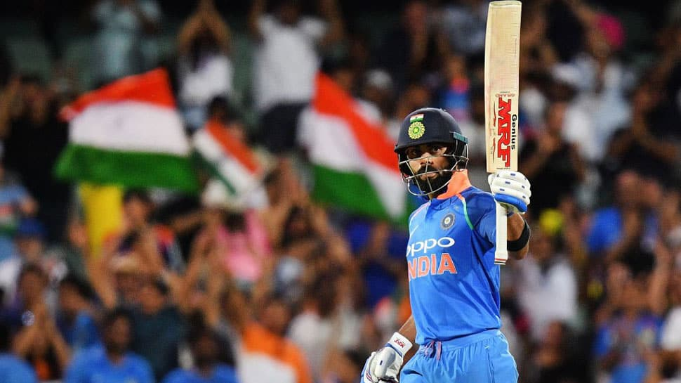 Virat Kohli slams 39th ODI ton, sixth against Australia