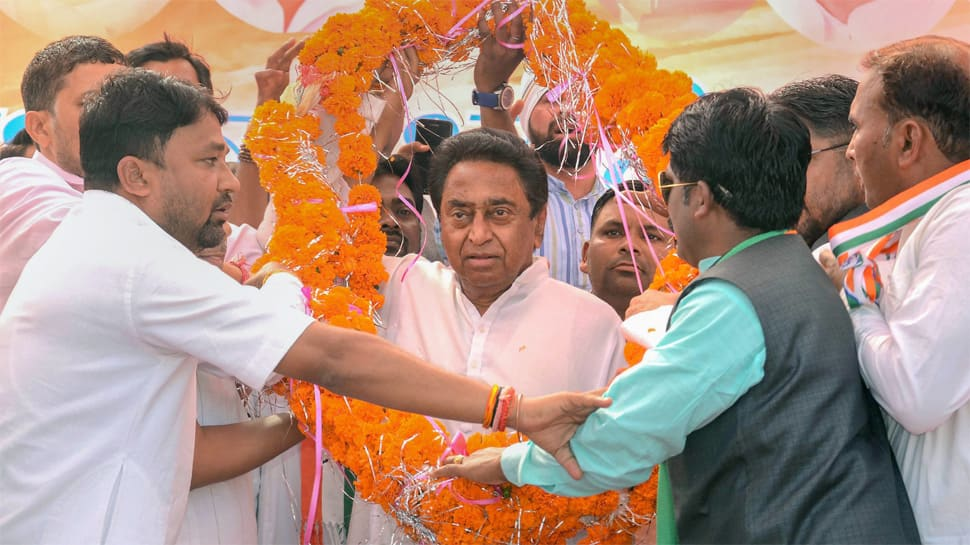 MP CM Kamal Nath launches Rs 50,000 crore farm loan waiver scheme
