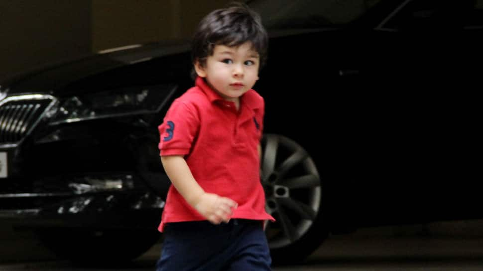 Taimur Ali Khan's day out in Bandra was super fun and full of play - See pics