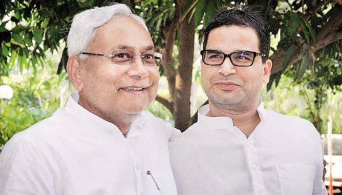 Tejashwi takes on Nitish over 'Amit Shah recommended Prashant Kishor' report