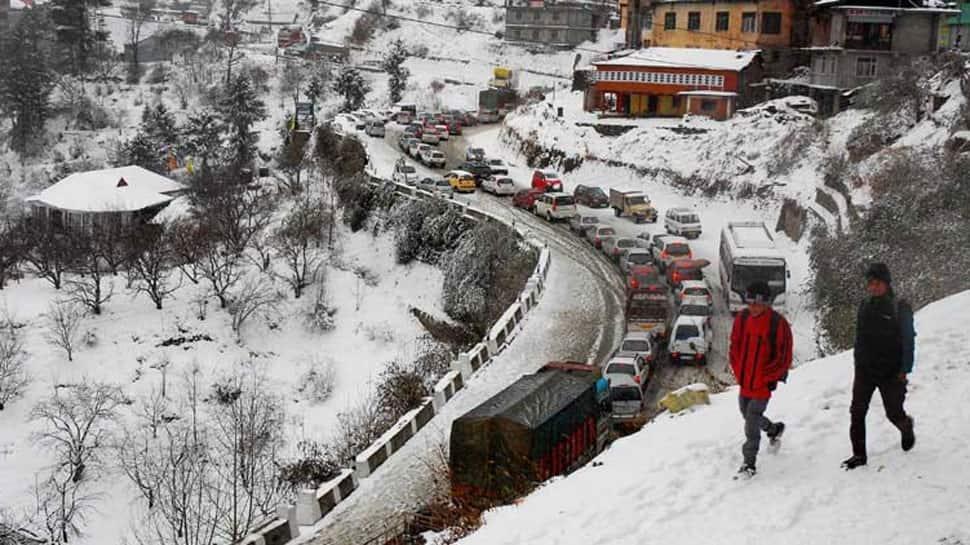 Slight improvement in minimum temperatures in Himachal Pradesh