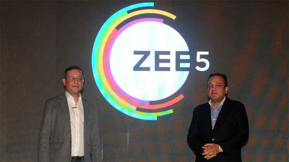 Zee5 a major growth driver: ZEEL MD and CEO Punit Goenka