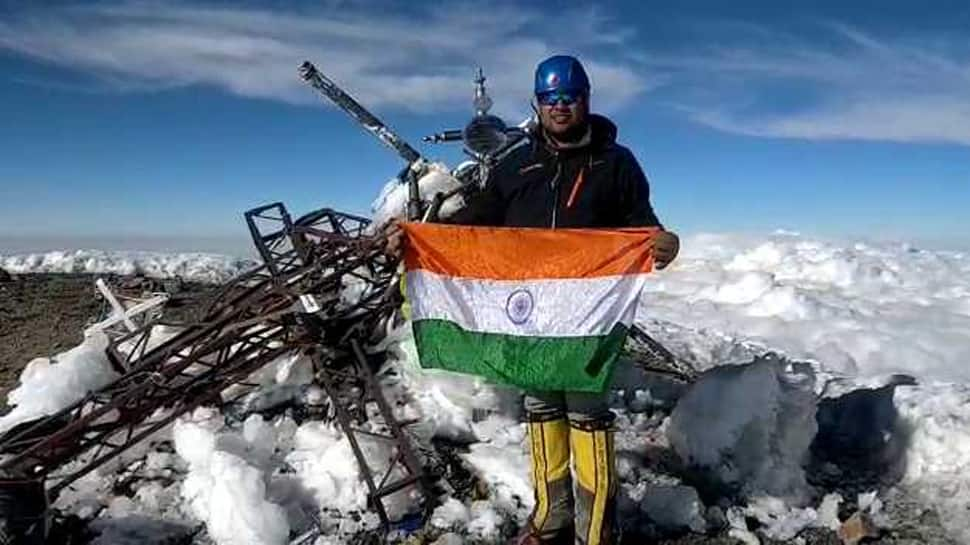 Indian mountaineer Satyarup Siddhanta creates world record, becomes youngest to complete 7 summits, seven volcanic summits