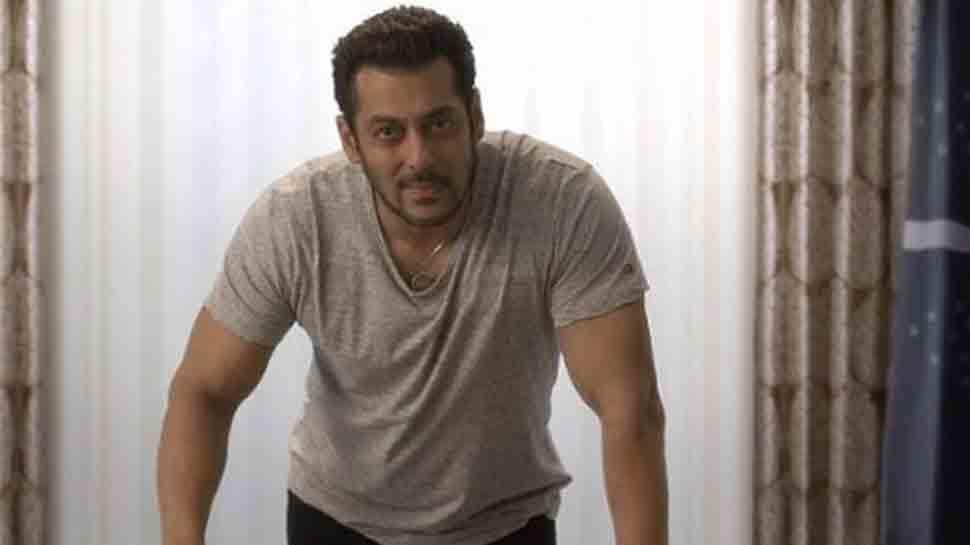 Salman Khan gets 10,000 square foot gym built on sets of Bharat