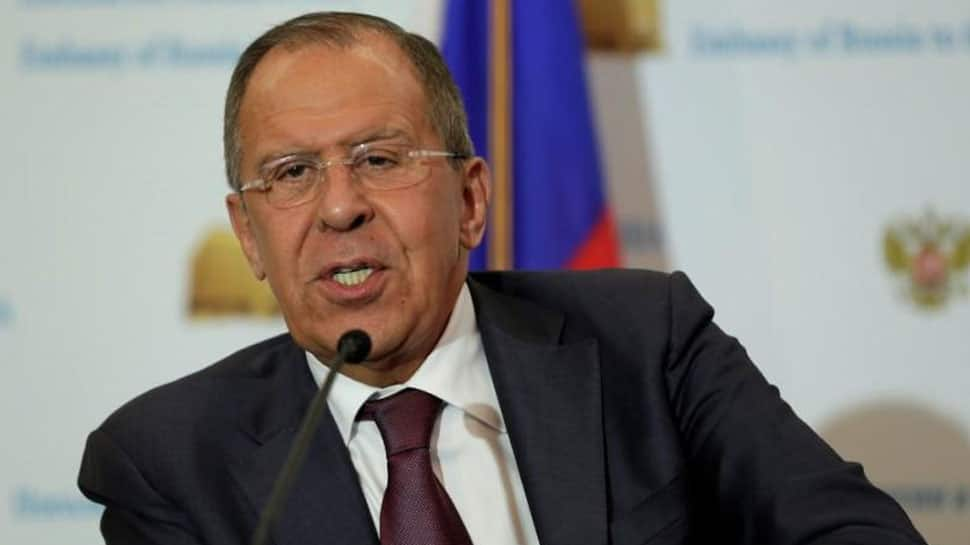 Russia's Lavrov: We're not rubbing our hands with glee over Brexit
