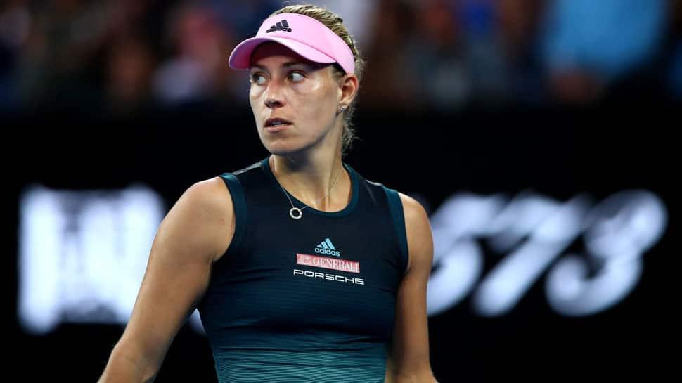 Australian Open 2019: Kerber wins battle of left-handers to progress to third round