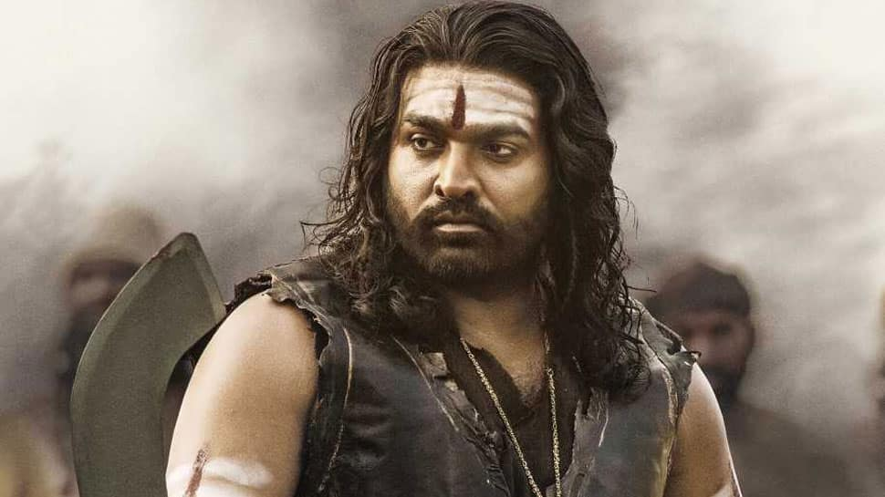 Vijay Sethupathi's fierce look from Sye Raa Narasimha Reddy unveiled - See pic
