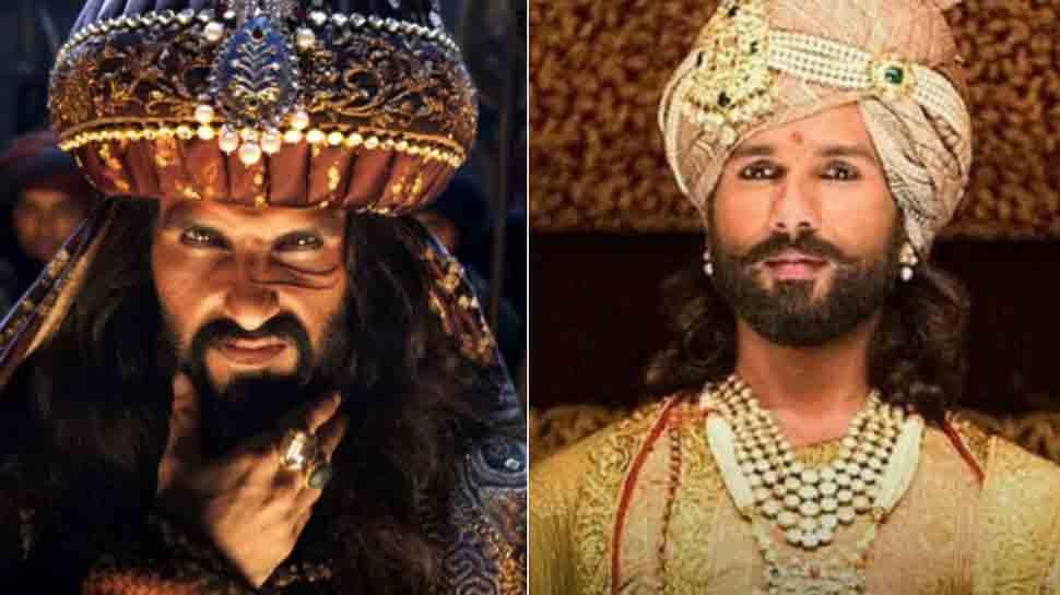 Ranveer Singh dismisses rumours of tiff with Shahid Kapoor on Padmaavat sets