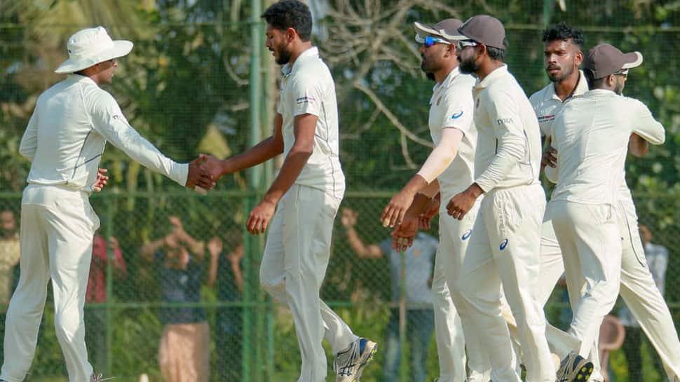 Ranji Trophy: Kerala seal maiden semis berth with 113-run win against Gujarat