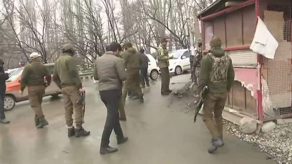 Terrorists launch grenade attack at Srinagar's Zero Bridge; 3 cops injured
