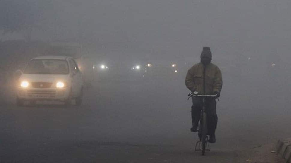 Thick fog engulfs Delhi, flight departures put on hold, trains delayed