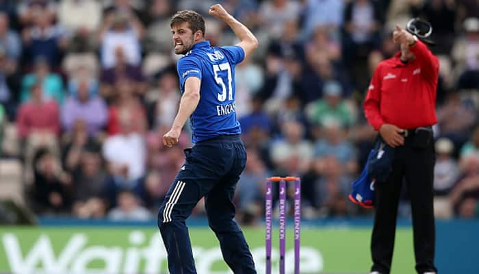 Mark Wood replaces injured Olly Stone for Windies Tests