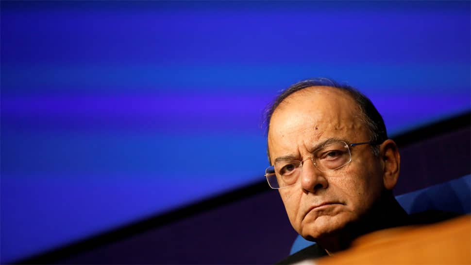 Food surpluses have led to dip in farmers' income: Jaitley