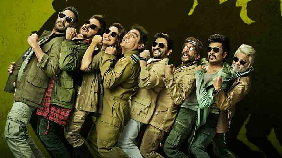Total Dhamaal first poster out; trailer of Anil Kapoor, Madhuri Dixit, Ajay Devgn starrer to come out on this date — Check out