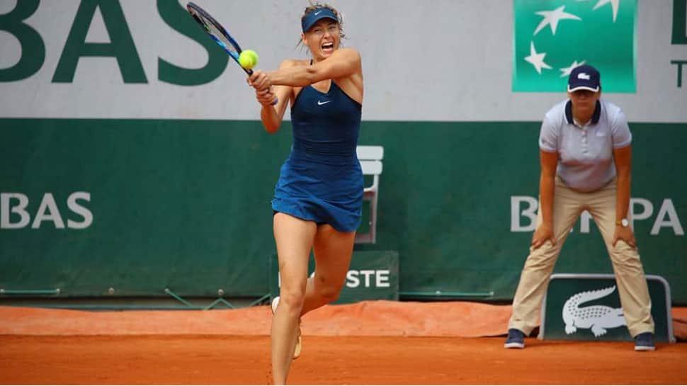 Maria Sharapova overcomes holder Caroline Wozniacki to reach Australian Open last-16