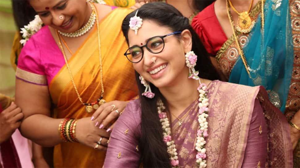It's a wrap for Tamannaah Bhatia starrer 'That Is Mahalakshmi'