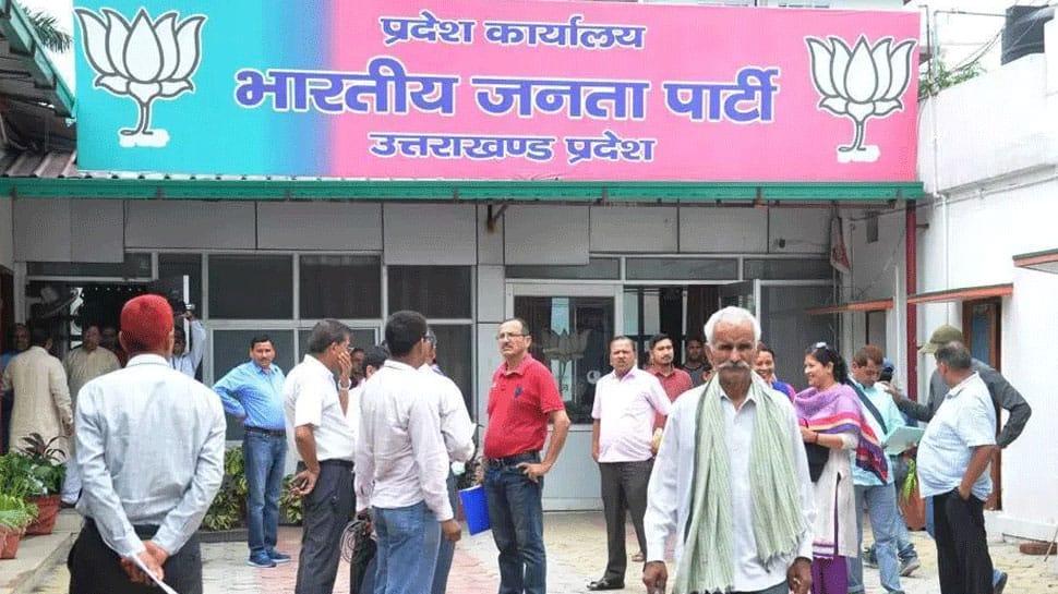 Uttarakhand: Ex-BJP state secretary Sanjay Kumar granted interim relief from arrest in rape case