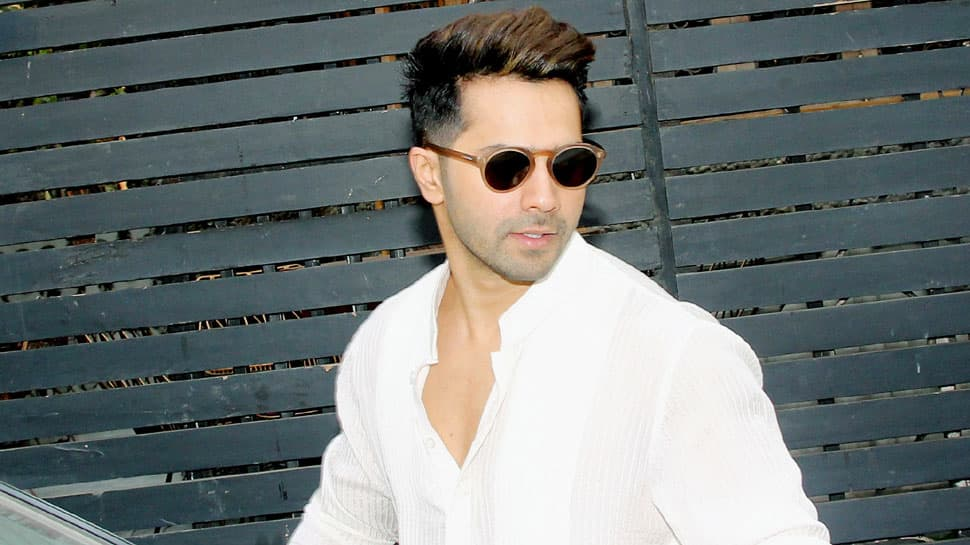Is this how Varun Dhawan will look in Remo D'Souza's dance film? See pics