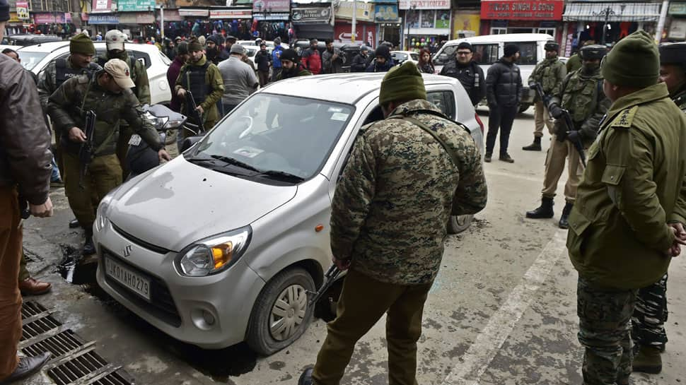 Jammu and Kashmir: Terrorists hurl grenade at Pulwama police station; third such incident on Friday