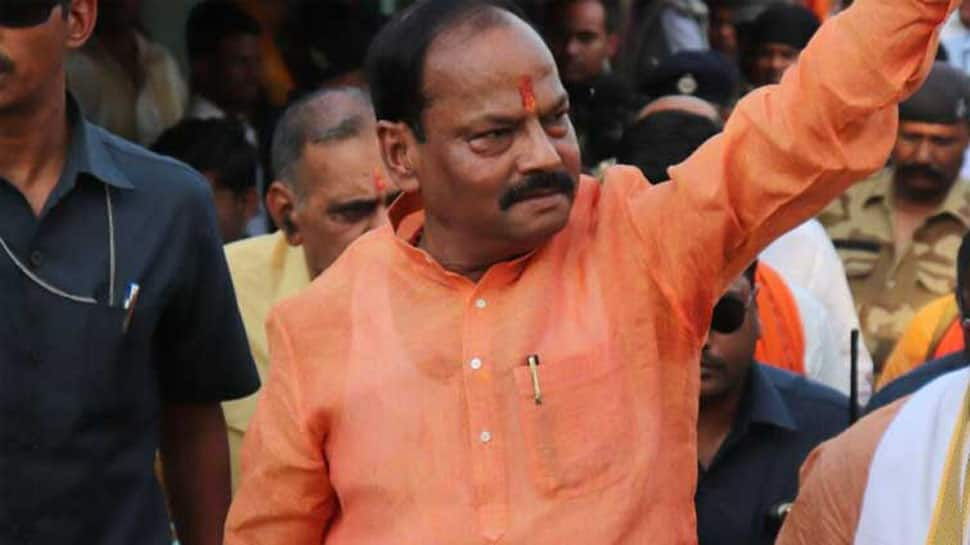 Anti-nationals to be crushed in Jharkhand: CM Raghubar Das