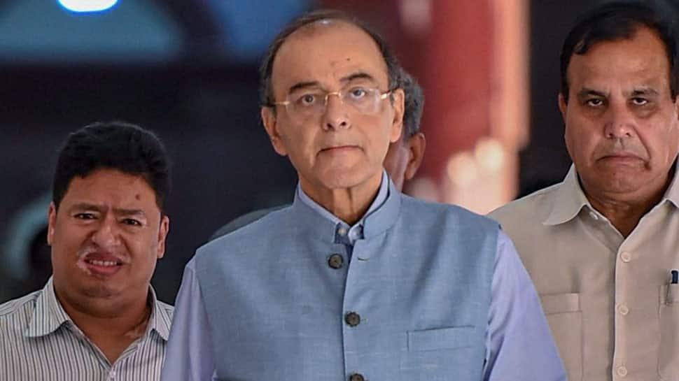 Arun Jaitley dismisses report of price escalation in Rafale deal as 'fudged arithmetic'