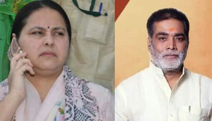 Wanted to cut off Ram Kripal Yadav's hands for joining BJP, says Misa Bharti