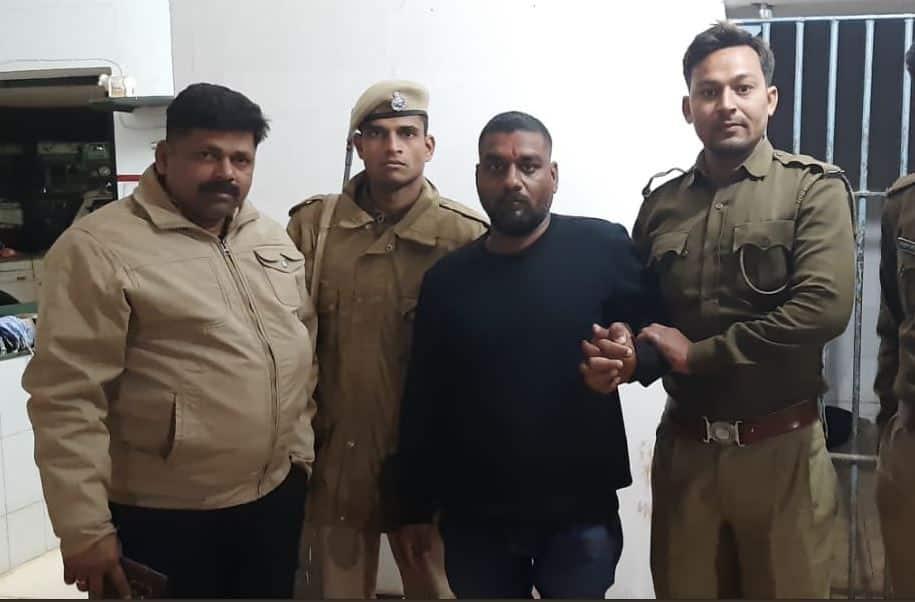 Mandsaur BJP leader murder: Main accused Manish Bairagi arrested