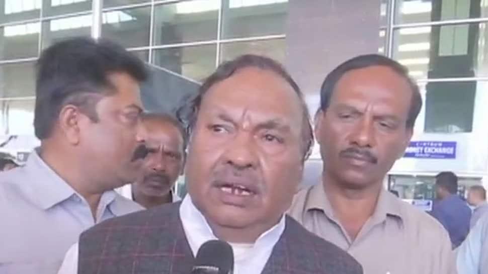 BJP leader Eshwarappa takes dig at Siddaramaiah, calls him 'pagal'