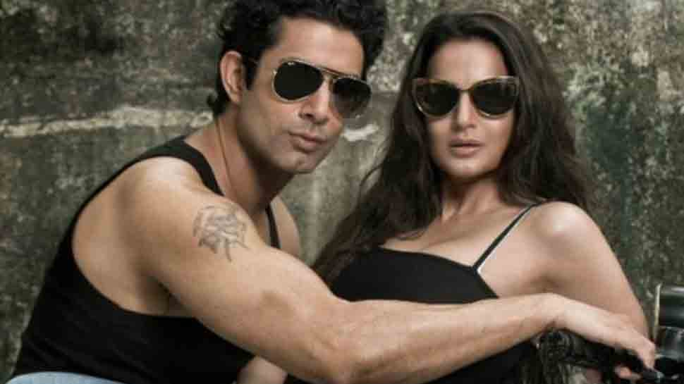 Ameesha Patel all set to make comeback with 'Desi Magic' — Check out the first look