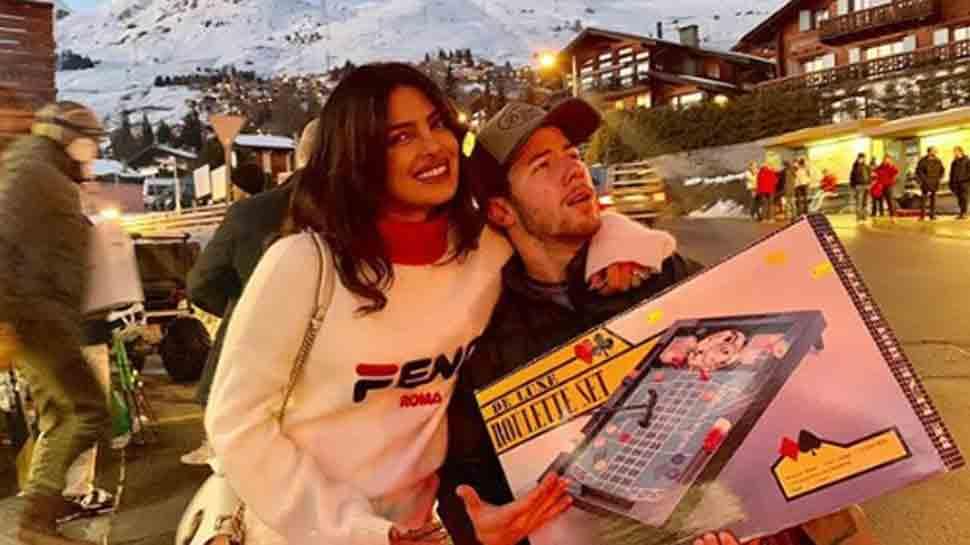 Priyanka Chopra, Nick Jonas to travel to India in February?