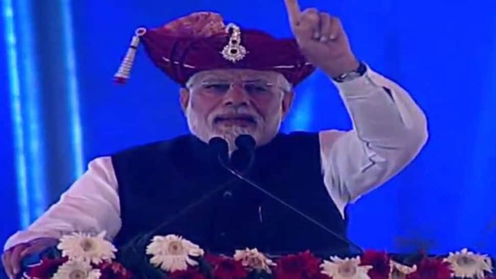 PM Narendra Modi attacks Opposition rally in Kolkata, says this 'gathbandhan' is against people of India, not just BJP