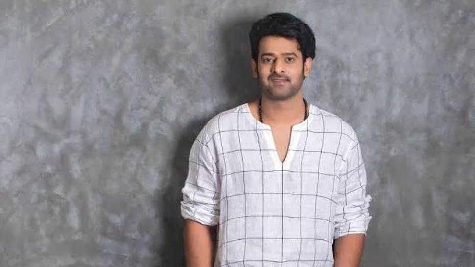 Saaho team to shoot for a carnival song