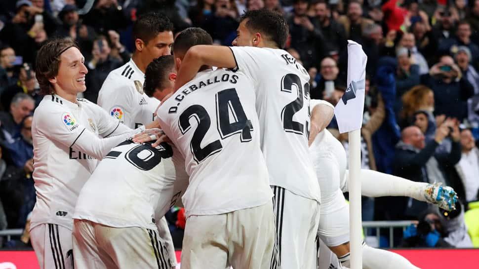 La Liga: Real Madrid climb to third with crucial win over Sevilla