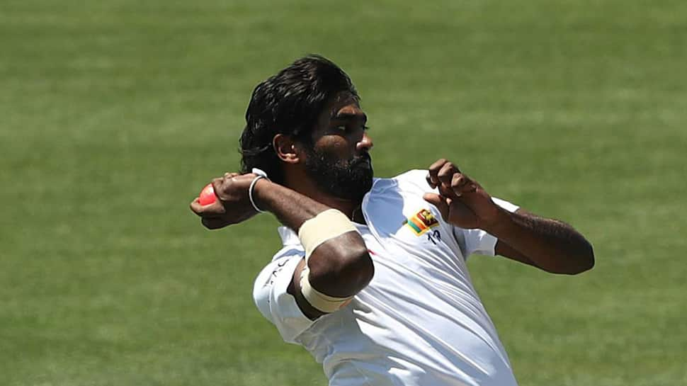 Nuwan Pradeep ruled out of Australia Tests with hamstring injury