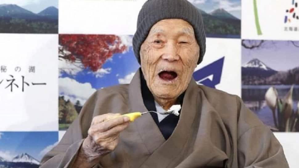 Masazo Nonaka, world's oldest man, dies in Japan aged 113